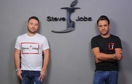 """Apple thua kiện, """"Steve Jobs"""" được dùng để đặt tên cho một hãng... thời trang"""