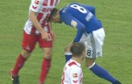"""Cú """"thiết đầu công"""" của Zidane được tái hiện ở Bundesliga"""