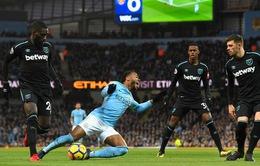 """Mourinho: """"Chỉ cần một cơn gió, cầu thủ Man City đã ăn vạ"""""""