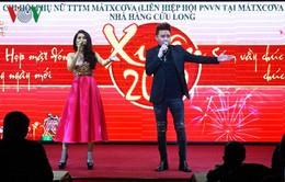 Ca nhạc từ thiện Xuân 2018 tại Moscow
