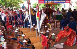 Hàng nghìn người tham dự Lễ khao lề thế lính Hoàng Sa