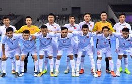 Chia điểm cùng ĐT Hà Lan, ĐT Việt Nam xếp thứ ba tại giải futsal quốc tế CFA 2017