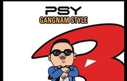 MV Gangnam Style vượt 3 tỷ lượt xem trên Youtube