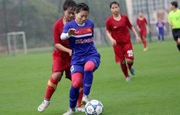 ĐT nữ Việt Nam thắng đậm trong ngày hội bóng đá nữ AFC