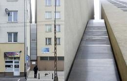 """Ngôi nhà có chiều rộng 1,2 m vẫn khiến nhiều người """"khao khát"""""""