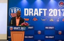 Bất ngờ tại VBA Draft 2017: Stefan Nguyễn về lại Danang Dragons, Saigon Heat chọn Jimmy Kiên