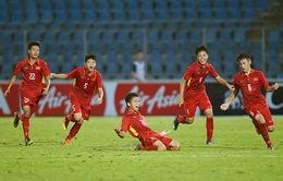 Thắng U15 Australia 2-0, U15 Việt Nam gặp U15 Thái Lan tại chung kết U15 ĐNÁ 2017