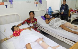 Cả gia đình chết hụt sau tai nạn đang rất cần tiếp sức