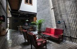 Ngôi nhà yên bình giữa lòng Sài Gòn