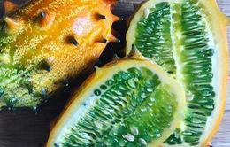 Những loại quả hiếm có trên thế giới rất ngon và lạ