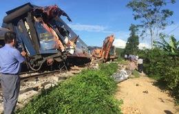 Nguyên nhân vụ va chạm giữa tàu hỏa và máy xúc ở Quảng Bình