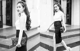 Học tập cách sao Việt mix đồ, bạn sẽ là một fashionista thực thụ