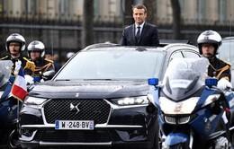 Tại sao tân Tổng thống Pháp chọn ô tô nội địa đặc biệt để diễu phố?