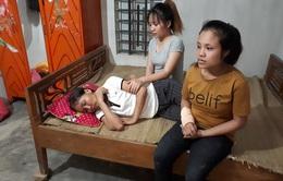Đau đớn người mẹ cận kề cái chết cầu mong phép màu cứu 2 con trọng bệnh