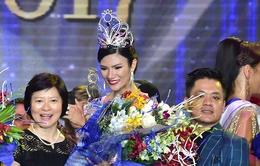 Người đẹp Thái Lan lên ngôi Hoa hậu Hữu nghị ASEAN 2017