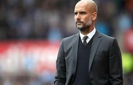 """Pep Guardiola lệnh cho Man City chi 60 triệu Bảng mua """"hòn đá tảng"""""""