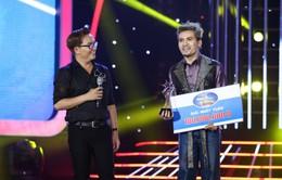 Quốc Thiên đầy nam tính chiến thắng lần thứ 2 tại Gương mặt thân quen 2017