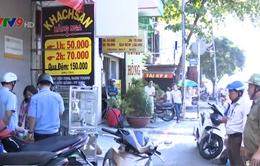 Quận Phú Nhuận (TP.HCM) ra quân xử lý vi phạm lấn chiếm vỉa hè