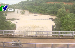 Quảng Nam: Hồ Phú Ninh xả lũ, không ảnh hưởng đến vùng hạ du