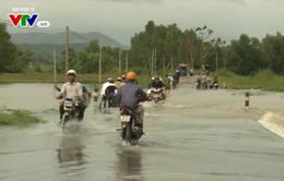 Phú Yên: Đã tìm được thi thể nạn nhân bị nước lũ cuốn trôi