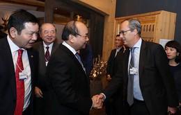 Thủ tướng tham dự Diễn đàn Kinh tế thế giới về ASEAN