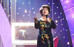 Danh ca Phương Dung nghẹn ngào nhớ chồng trên sân khấu Sol Vàng