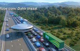 Phương tiện mới có 2 bánh sẽ giải quyết ùn tắc giao thông