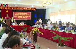 Đoàn công tác Quốc hội làm việc tại Phú Yên