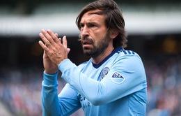 Nhìn lại sự nghiệp của tiền vệ tài hoa Andrea Pirlo