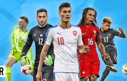 Giải U21 châu Âu 2017: Những ngôi sao trẻ đáng chờ đợi