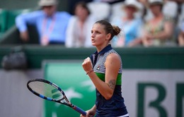 Pliskova, Garcia vào tứ kết Pháp mở rộng 2017