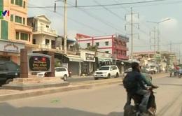 Khánh thành Đại lộ hữu nghị Phnom Penh - Hà Nội