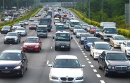 Khó khăn khi sở hữu xe ô tô tại Singapore