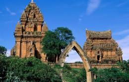 Độc đáo kiến trúc nghệ thuật tháp Chăm ở Ninh Thuận