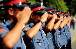 Philippines: Sa thải gần 100 cảnh sát do sử dụng ma túy