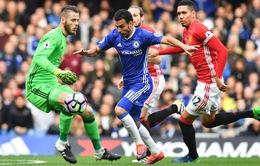 ẢNH: Kết quả 10 trận gần nhất cặp đấu Chelsea - Manchester Utd: The Blues áp đảo