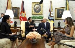 Mỹ muốn giảm thâm hụt thương mại với Thái Lan