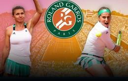 Chung kết Pháp mở rộng 2017, Halep - Ostapenko: Chào đón nữ hoàng quần vợt mới