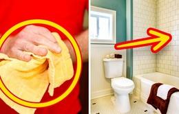 9 vật dụng trong nhà nên được làm sạch mỗi ngày