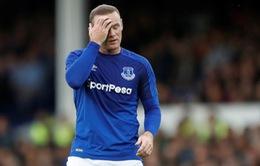 Phong độ yếu kém, Everton đã chán Rooney?