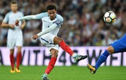 """FIFA chính thức ra án phạt cho sao tuyển Anh giơ """"ngón tay thối"""""""