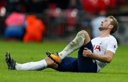 """Harry Kane chấn thương: Tottenham """"đòn gió"""" với Man Utd?"""