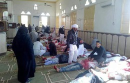 Tấn công khủng bố tại Ai Cập: Ít nhất 235 người thiệt mạng