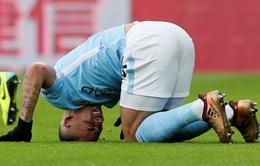 Guardiola báo tin buồn về chấn thương của Gabriel Jesus