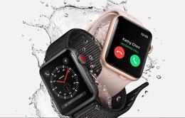 Apple Watch bất ngờ đuối sức trong quý III/2017