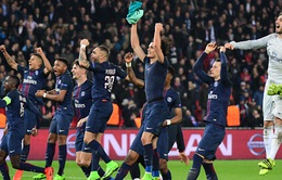 Đội hình kỳ lạ của Paris Saint Germain có được theo dạng chuyển nhượng