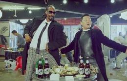 Hai MV của PSY vượt mốc 300 triệu lượt xem