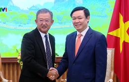 Phó Thủ tướng Vương Đình Huệ: Đề nghị AIA tham gia thị trường chứng khoán phái sinh
