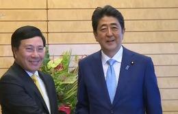 Việt Nam và Nhật Bản tăng cường hợp tác kinh tế