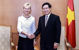 Việt Nam tiếp tục tạo điều kiện cho doanh nghiệp Thụy Điển